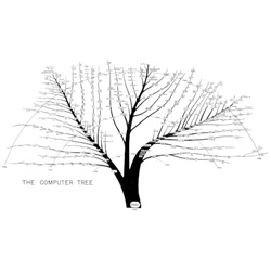 A tree diagram of computers. Lovely simple and basic outline for a chronological list of computers constructed from 1938 (with the Konrad Zue Z1 in Germany) through the Alliant series in 1988.