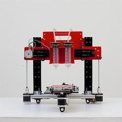 Cute idea, the Burritob0t, a 3D printer that theoretically prepares edible burritos within minutes.