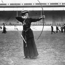 Looking back at these photos from the 1908 London Olympics reminds us how much has changed!