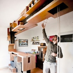 Wild piece of furniture #5012 by The Cloud Collective.