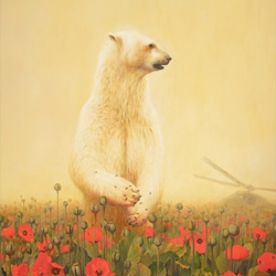 'Empire', an exhibition of new paintings by New York artist Martin Wittfooth opens this Saturday at the Corey Helford Gallery.
