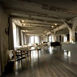 Space Copenhagen redesigns Noma, 'the world's best restaurant'.
