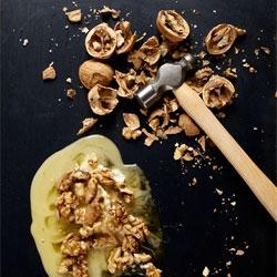 Gorgeous food photography by Gustav Almestål for Gourmand magazine in O Gluttony! divine Gluttony!