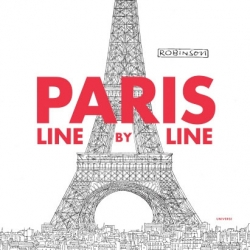 Paris, Line by Line, a beautiful illustrated book from Robinson.
