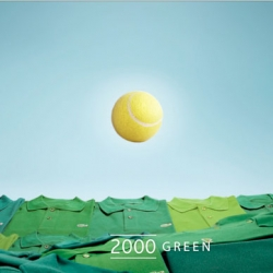 Playful new campaign by BETC/BETC digital for Lacoste as they celebrate 80 years and the iconic L.12.12. Polo shirt.