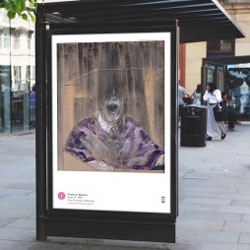 Art Everywhere is transforming billboards and poster sites across the UK into great British masterpieces. That's 22,000 poster sites, 57 works of art and 2 weeks of a very, very, big art show.