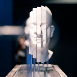 Fantastic images from Illusion at the Science Gallery, Dublin.