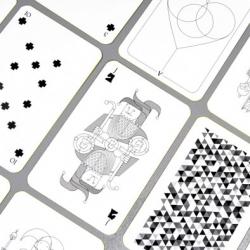 Oksal Yesilok's Whimsical Playing Card set.