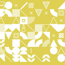 Reform, an app of geometric puzzles from Tim Drabandt of Type Machine, to help battle creative block.