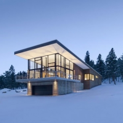 The Lodgepole Retreat in the Rocky Mountains of Colorado by Arch11.