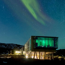 Ion Hotel Iceland designed by Minarc.