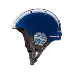 Carrera's Foldable Helmets, now designed for Snow.