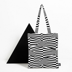 Fleet of Dazzle, range of patterned products from IWM in collaboration with Patternity inspired by the disruptive camouflage patterns used during the First World War.