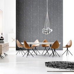 Ottawa Chair by Karim Rashid for Bo Concept.