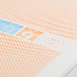 Serviceplan's design for the Austria Solar 2011 annual report which is revealed upon exposure to sunlight.