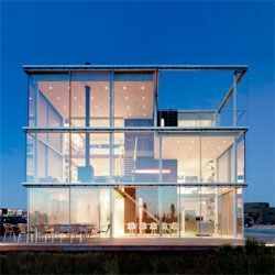 The stunning Rieteiland House designed by Hans van Heeswijk.
