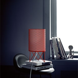 The beautiful Pedrera ABC Table Lamp.