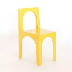 The new Claudio Chair by Arquitectura-G.