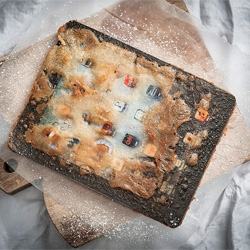 Henry Hargreaves' latest series, 'Deep Fried Gadgets'.
