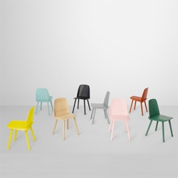 The Nørd (or nerd) chair by David Geckeler for Mutto.