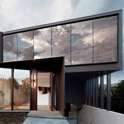 Shrouded House in Toorak, Melbourne from Inarc Architects.