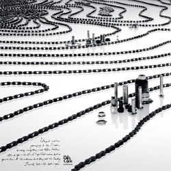 Gorgeous bike chain campaign for LifeCycle from DDB Singapore led by Thomas Yang and Andrew Hook  (Creative Directors).