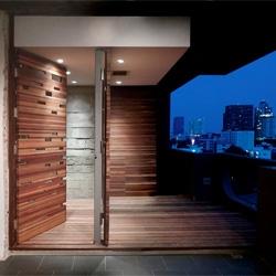 Architectkidd's beautifully renovated flat in Bangkok.