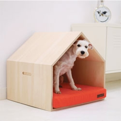 Minimalist Pet House from mpup.