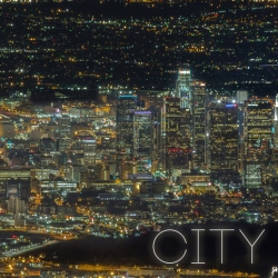 City Lights from Colin Rich, a stunning timelapse over the city of Los Angeles.