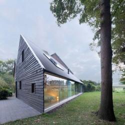 House in Almen by Barend Koolhaas.
