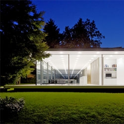 The stunning D10 house by Werner Sobek Engineering and Design.