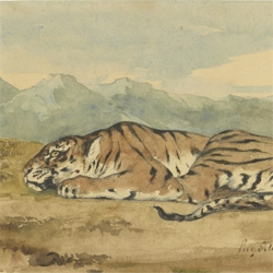 'In the Company of Animals: Art, Literature, and Music at the Morgan' an exhibition of animal artwork at The Morgan Library running until May 20.