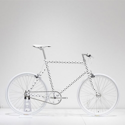 Tokyo Bike release artist commissioned bicycles to celebrate their London launch.