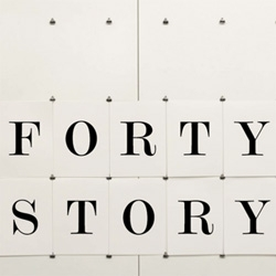 The Forty Story. The story of a boy born on the day Pentagram opened and how his life has been tracked (and kerned) by forty years of Pentagram design. Written by Naresh Ramchandani and Tom Edmonds and directed by Christian Carlsson.