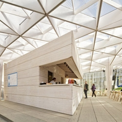 The World Design Capital Helsinki 2012 Pavilion
