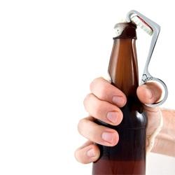 The Kebo bottle opener designed by Rush Dixon.
