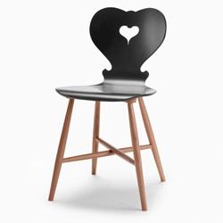 The Trix chair by  Schmidinger Möbelbau.