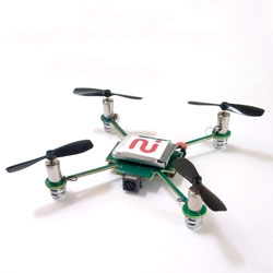 MeCam, from Always Innovating, a tiny quadcopter that can follow you around and record your activities, then send the footage to your smartphone or tablet.