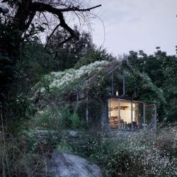 Green Box, a beautiful garden hideaway from act_romegialli.