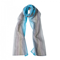 The Brooklyn Block turns video footage of neighborhoods into beautiful scarves that reflect their surroundings.