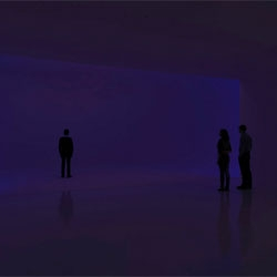 SA MI 75 DZ NY, a new installation by Doug Wheeler at the David Zwirner gallery in NY that lets you feel what it's like to walk in a cloud.