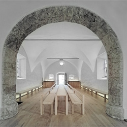 Annakapelle Schladming by Hammerschmid