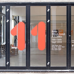 London-based design studio Build celebrates its 11th birthday this year with a new exhibition.