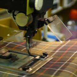 Watch how Barbour wax jackets are made. Great film by Tin Man Films UK.