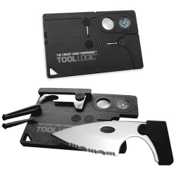 A credit card tool kit, the Credit Card Companion from the team at Tool Logic.