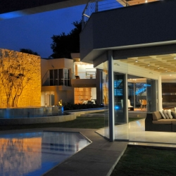 The Glass House by Nico van der Meulen Architects in Johannesburg.