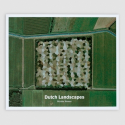 Dutch Landscapes by Mishka Henner captures censored areas of the Netherlands in Google Maps, which transform royal palaces, fuel depots and army barracks into multi-colored polygons.