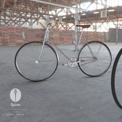 The elegant Spiran city bike from People People.