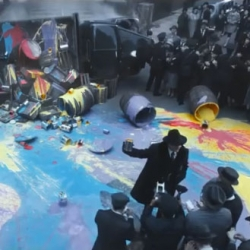 BBH imagines a world without color in the 'Color Prohibition' ad for Dulux paint.