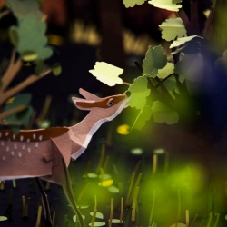 Plants, the new app from Tinybop with illustrations from Marie Caudry and a beautiful stopmotion trailer from Kelli Anderson and Daniel Dunnam.